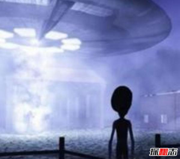 震惊全球!外星人隐居中国之谜,外星人来中国暂时避难