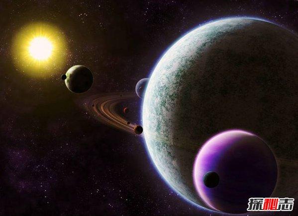 太阳系边缘发现的五大怪事,太阳系竟还隐藏一颗超级地球