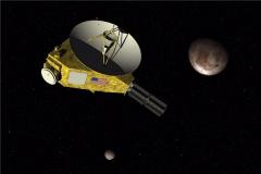 冥王星2300多具尸 疑似是卫星相撞碎片(冥王星磁场太强)
