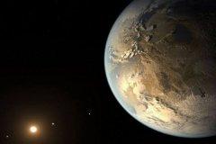 格利泽581d上面有什么?格利泽581d存在外星人吗