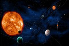 太阳系全景图可怕,疑似外星人真实存在