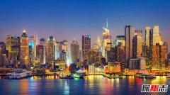 世界十大最繁荣城市 中国上榜两城市纽约第一实至名归