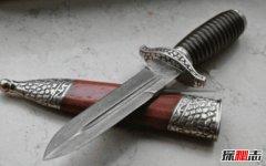 世界上最帅的匕首 WASP高压气瓶匕首(杀伤力强过手枪)