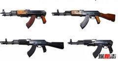 世界上最厉害的枪 经典步枪AK-47全球数量最多