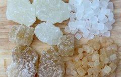 白冰糖和黄冰糖的区别 多处不同(吃的时候要注意)