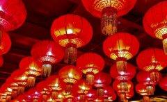 春节为什么要挂灯笼 为了让年味更浓重更有气氛