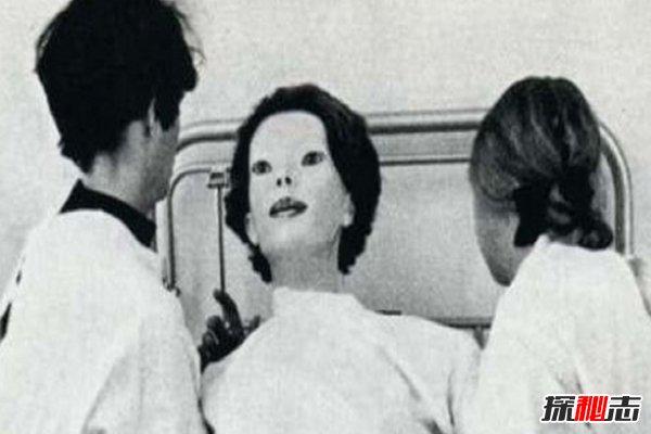 1972面无表情的女人,长相神似假人,美国医院惨案真相