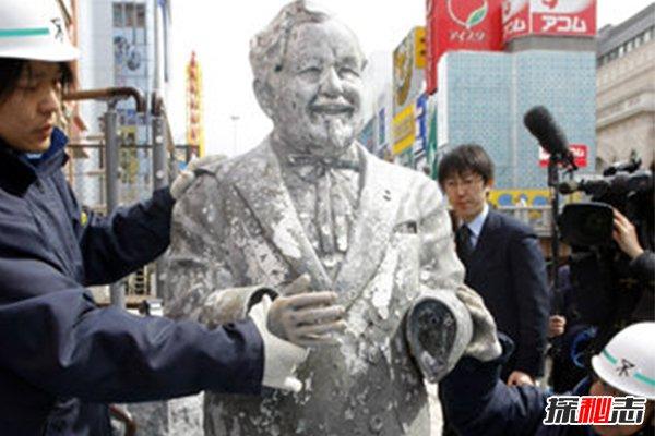 肯德基恐怖故事:肯德基爷爷的诅咒,日本队19年未夺冠