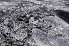金星发现大量城市废墟,2万座形似金字塔(疑似外星遗迹)