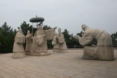 历史上消失的四个人:老子骑铜牛西去 徐福寻长生不老药