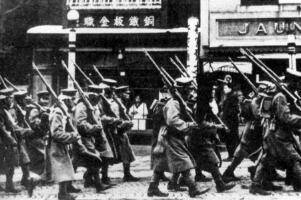 日本二·二六事件,日本激进青年尊皇讨奸(首相住宅被血洗)