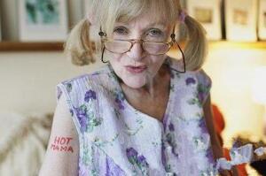 世界上最老的妓女,米莉·库珀(每年赚5万英镑/收入超首相)