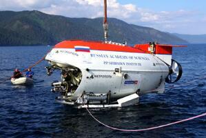 世界深潜器排名,美国第一中国第二/蛟龙号下潜7000米