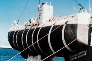 世界载人下潜最深是多少米,10916米(美国的里雅斯特号)