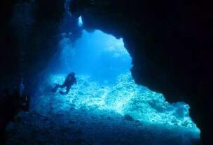 世界上最深的海沟,马里亚纳海沟深度11034米(地球最深处)