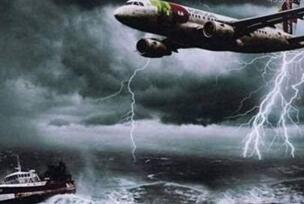揭秘百慕大魔鬼三角洲真相,实则美国飞行员制造惊天骗局