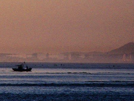 你见过出现的海市蜃楼到底是在地球的哪里呢?