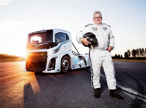 世界上最快的卡车 跑完1公里只要21.29秒
