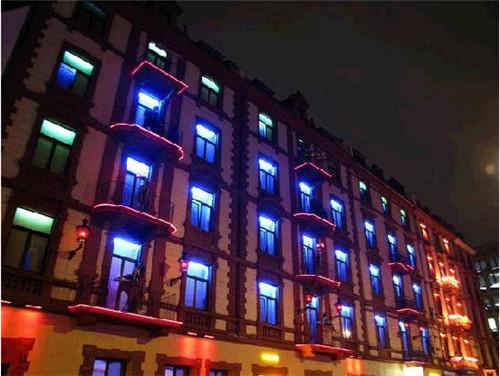 世界上最受欢迎的10个红灯区 你最想去哪一个