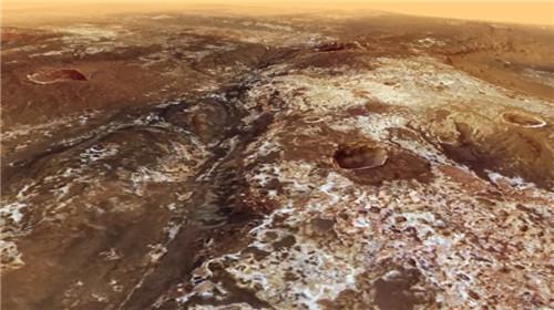 火星上不止有水还有冰 还有望造出适合人类居住的环境