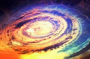 世界上最壮观的地质景象:撒哈拉之眼(通往平行宇宙的大门)