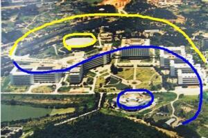 深圳大学为什么是邪地,深圳大学俯视图发现八卦阵