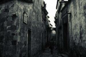 扬州螺丝结顶和无灯巷,扬州十日的屠宰场(阴煞之地)