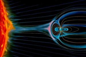 地磁场改变或消失会怎么样,地球生态毁灭/人类或将灭亡