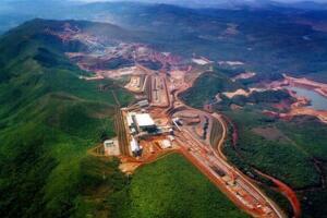 世界最大铁矿,穆通铁矿(面积83万平方公里/储量800亿吨)