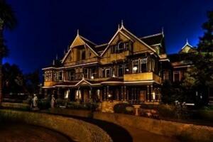 美国温彻斯特神秘屋,为亡魂不断修建38年的鬼宅