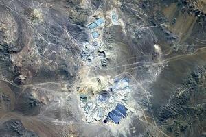 盘点世界最大铜矿,智利埃斯康迪达铜矿(产量占全球10%)