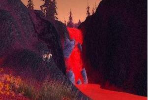 世界上最血腥的瀑布,血瀑布(大地被撕裂伤口血流成河)