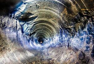 世界上最深的钻孔,科拉超深钻孔直通地狱之门(12262米)
