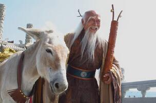 张果老是怎么成仙的?张果老为何倒骑驴