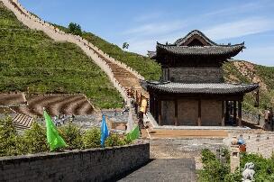 北京万里长城三关的传说故事,长城三关的由来
