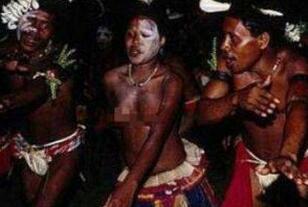 揭秘奇特卡图马族风俗,女人可以随意强暴男人不用负责