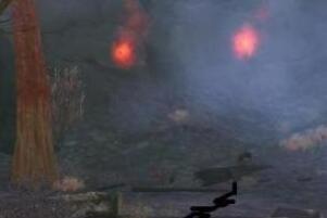 山上有鬼火的科学解释,鬼火的形成实则一种化学反应