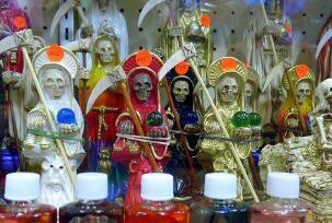 诡异的墨西哥索诺拉巫术市场,动物的死尸竟然能辟邪