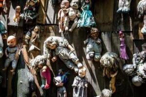 世界上最恐怖的地方,娃娃岛无比阴森诡异/被称人类禁地