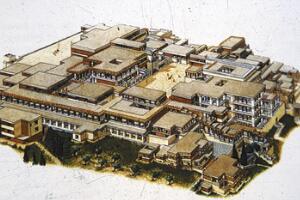 希腊传说南海迷宫真实存在,辉煌无比的宫殿(神都会迷失)