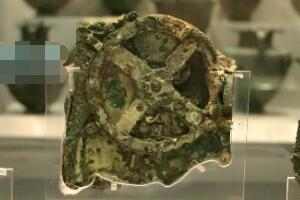 世界上最古老机器,安蒂基西拉计算机(预测日食/青铜装置)