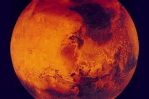 火星上是否有生命存在,空气稀薄气温-100度(没有生命)