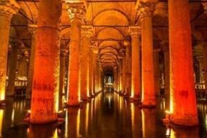 神秘的地下水宫殿,建奢华宫殿贮水(公元前4世纪罗马建筑)