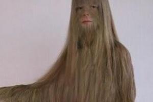 世界上体毛最多的女孩,艾米丽·苏珊(比猿人还恐怖/返祖)