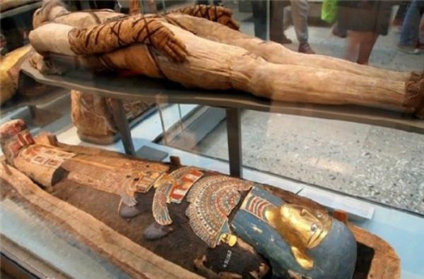埃及金字塔传说,金字塔的死亡传说