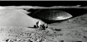 月球属于人造星球?可能居住着外星生物