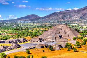 月亮金字塔,突然消失的特奥蒂瓦坎文明