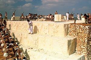 埃及金字塔是怎样建成的?智慧超群的古埃及人