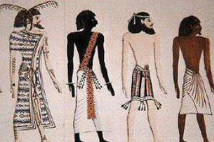 揭秘古埃及人的种族之谜,文明早已灭绝的棕色人种