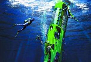 海底一万米有多恐怖?海底一万米到底有什么